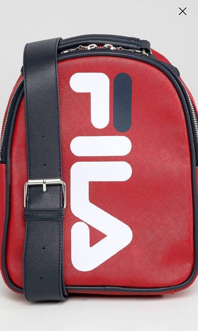 e6f3cec988d FILA mini backpack, Women's Fashion, Bags & Wallets, Backpacks on ...