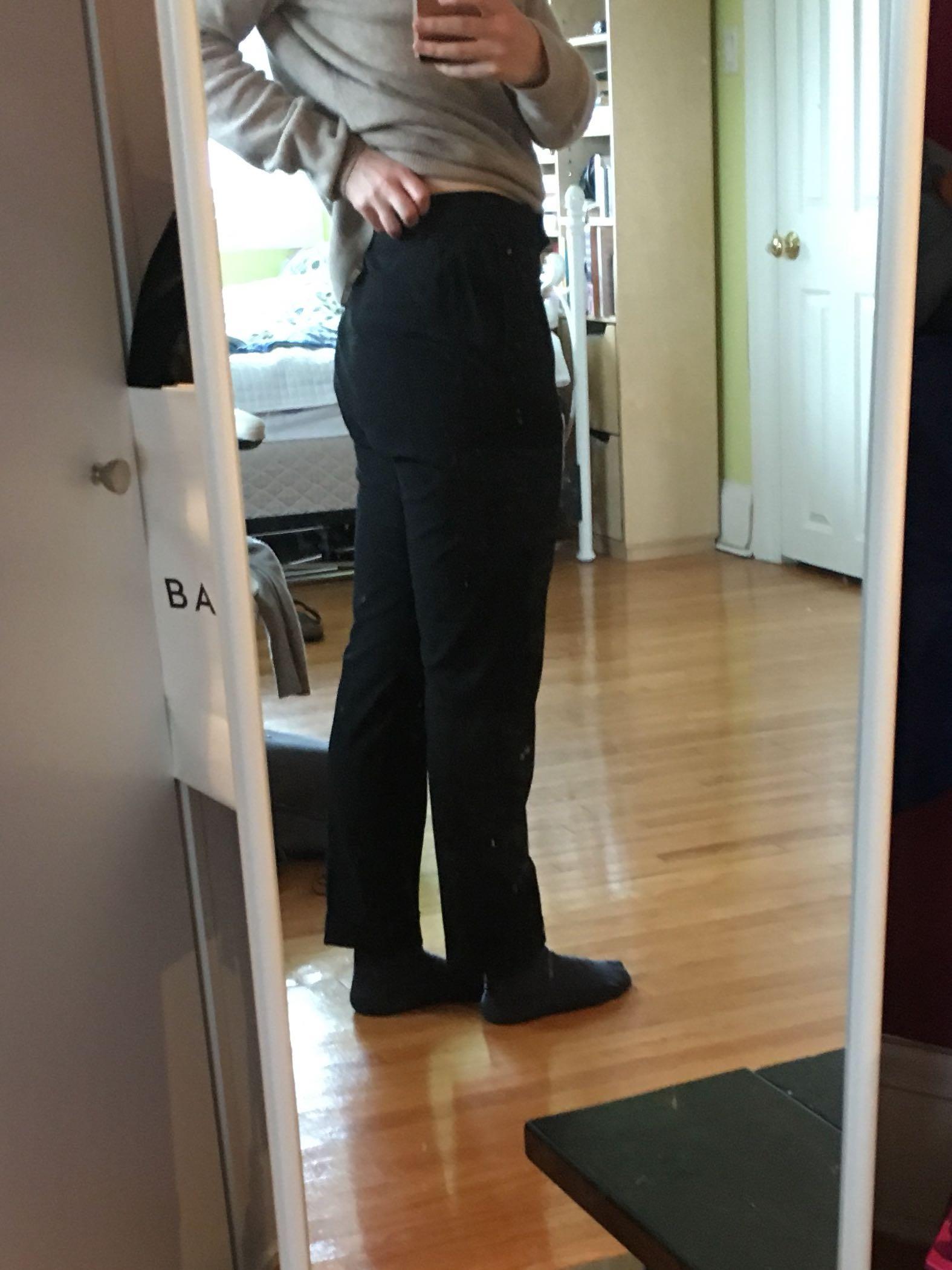 Frank and oak style pants