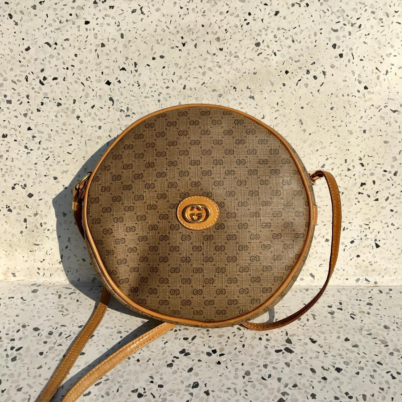 48965c15d Gucci vintage sling bag, Women's Fashion, Bags & Wallets, Sling Bags ...