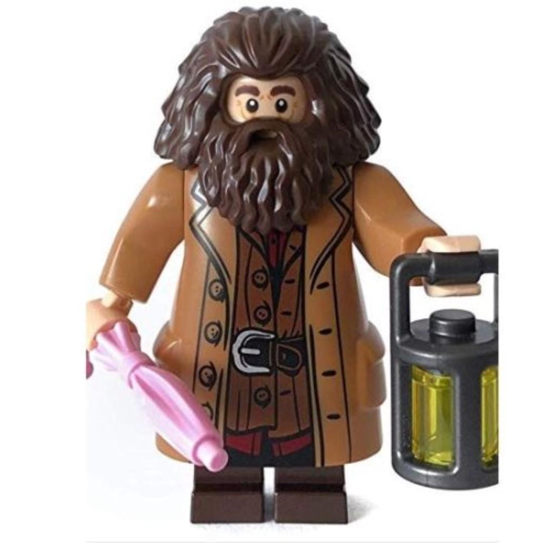 LEGO® Harry Potter Pink Umbrella from 75954 Hagrid