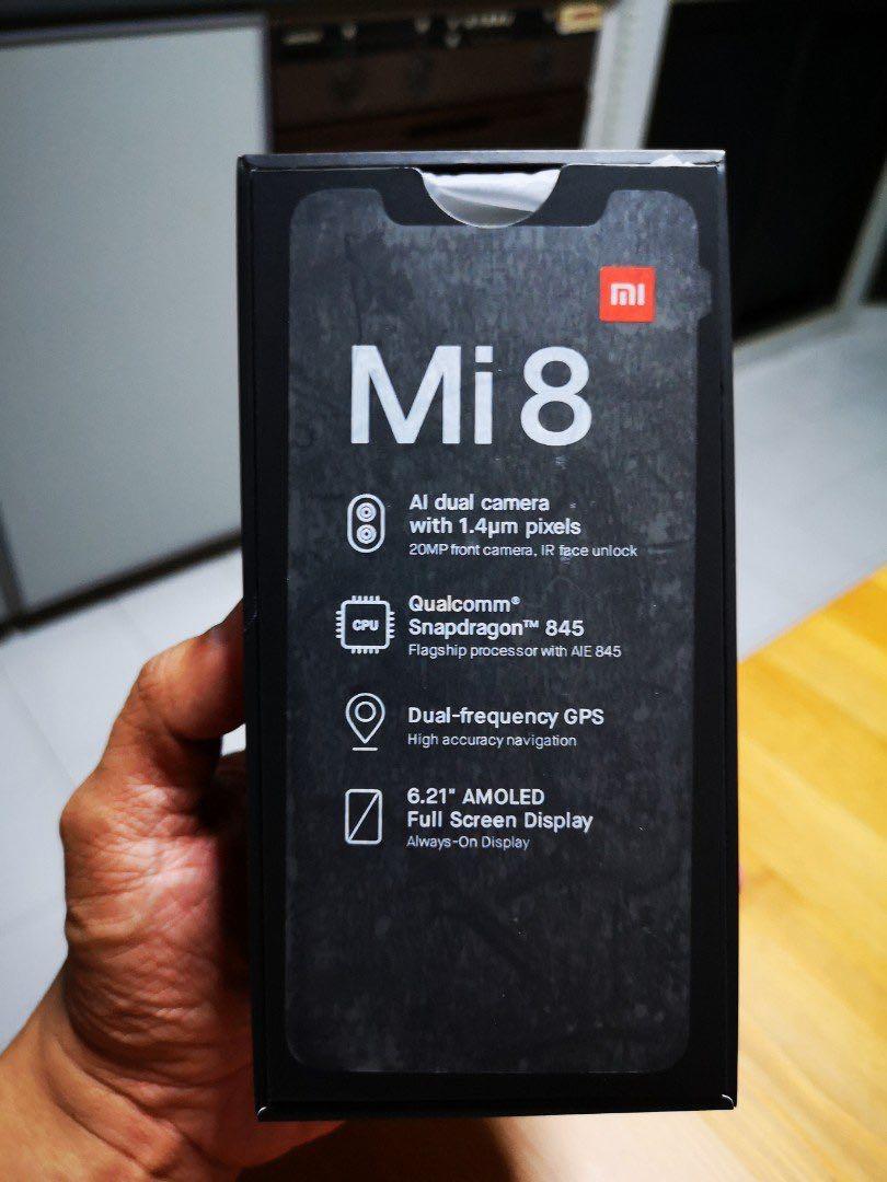 [Local set] Mi 8 6GB+64GB