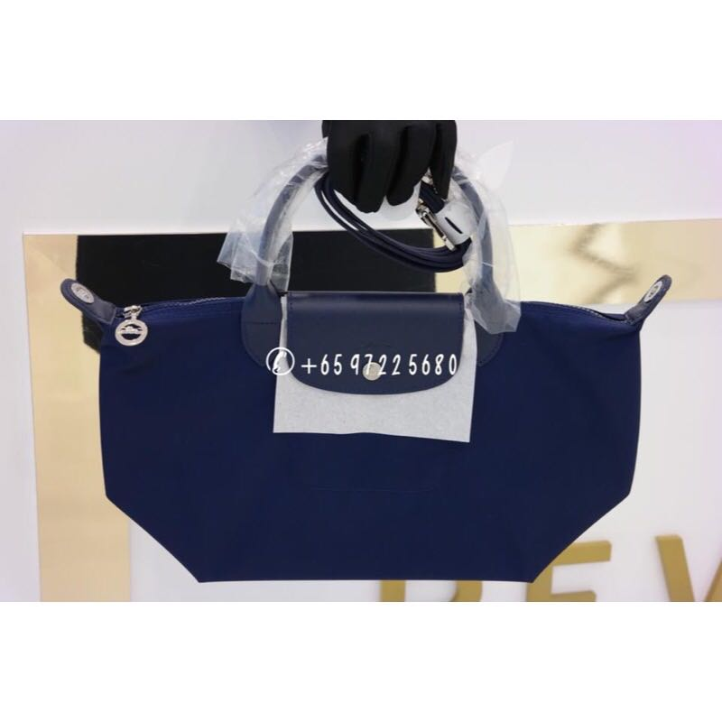 Longchamp Le Pliage Neo Small Navy 1512 578 556 efe26d0864bae