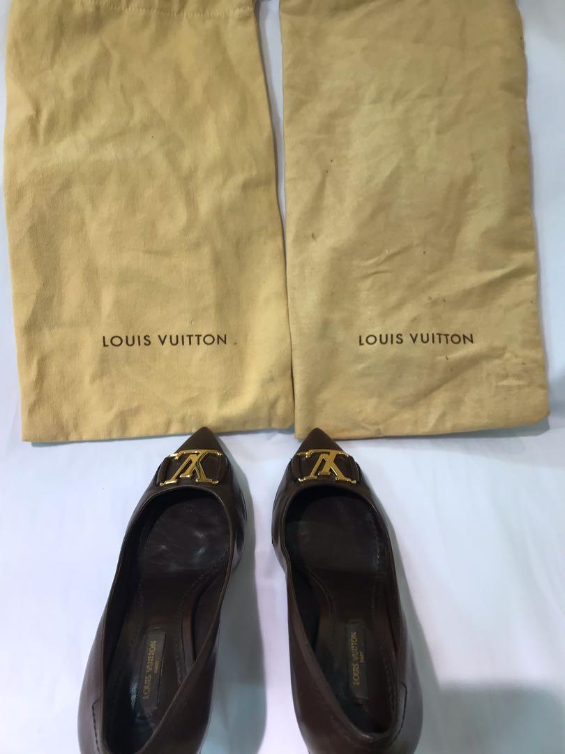 Louis Vuitton shoes-used, Women's