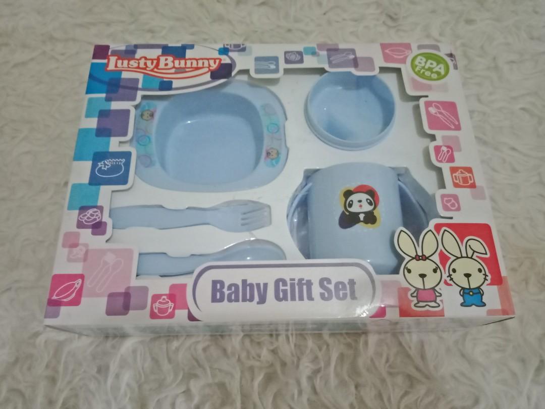 Lusty Bunny Feeding Set, Babies ...
