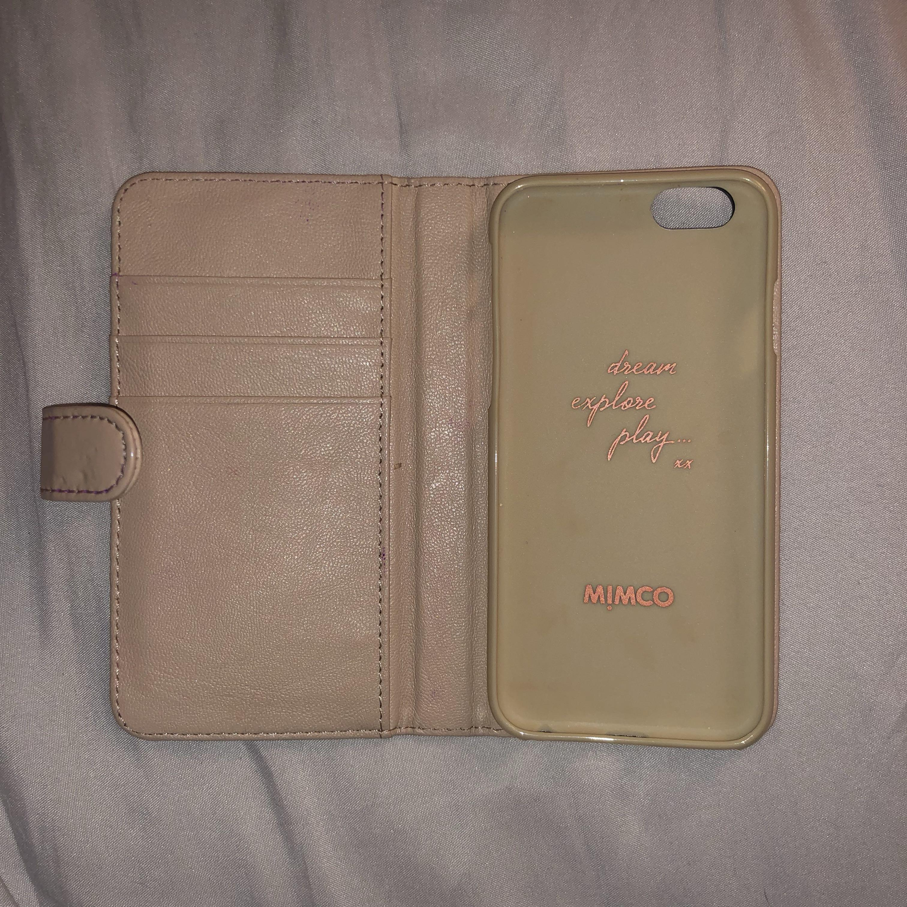 Mimco Phone Case IPhone 6/6s