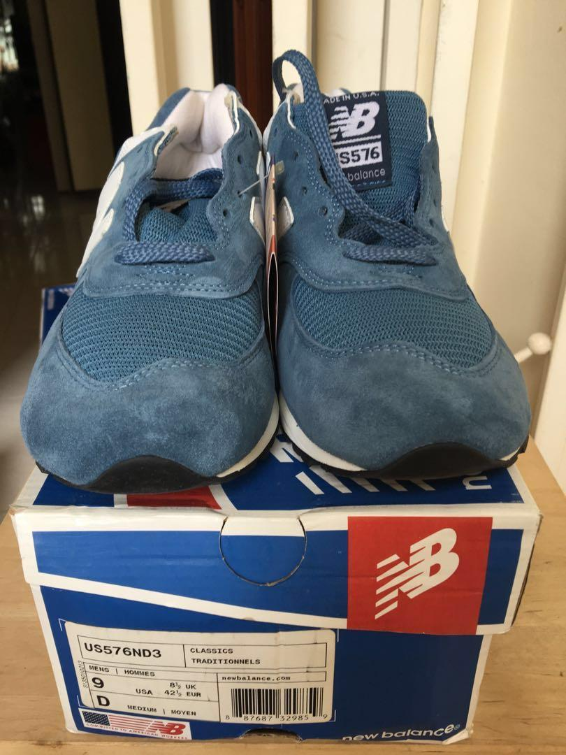 save off d06ea ac7e2 New Balance 576 Made In USA, Men's Fashion, Footwear ...