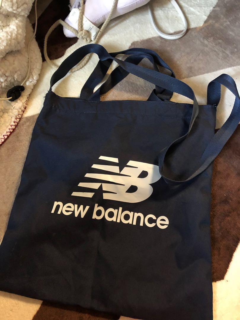 New balance 兩用袋