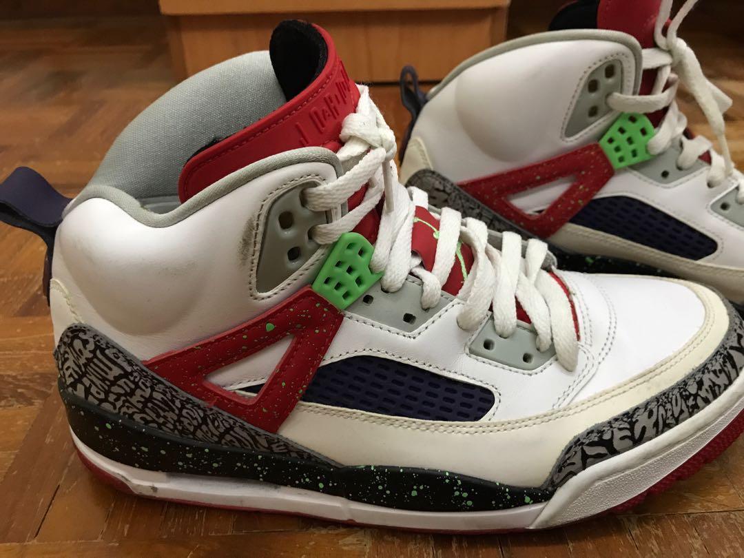 Nike Air Jordan Spizike Retro Brooklyn, Men's Fashion