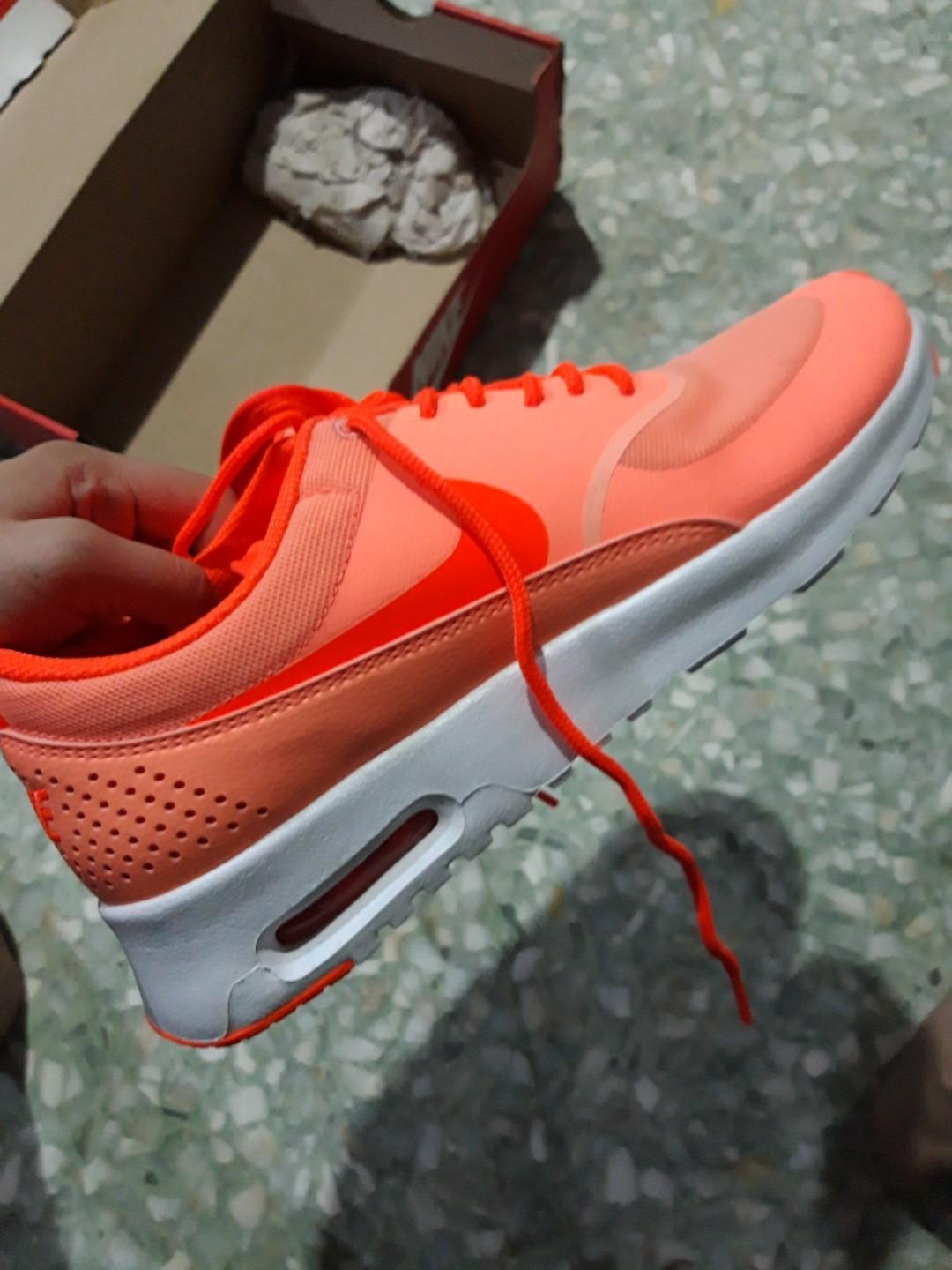best supplier affordable price exquisite style Nike air max thea atomic pink, Women's Fashion, Women's ...