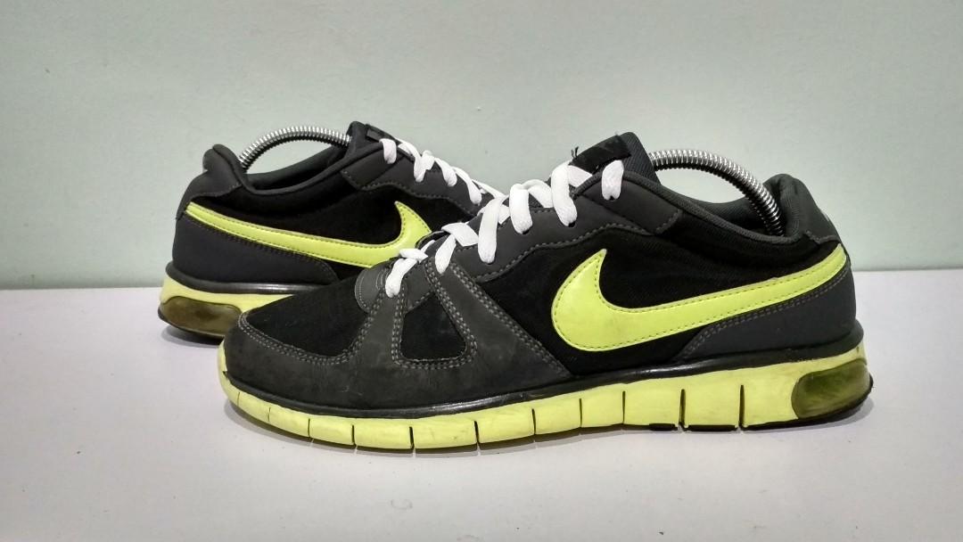 Nike Air Thera | 525229-071 Black / Voltage-Anthracite, Men's ...