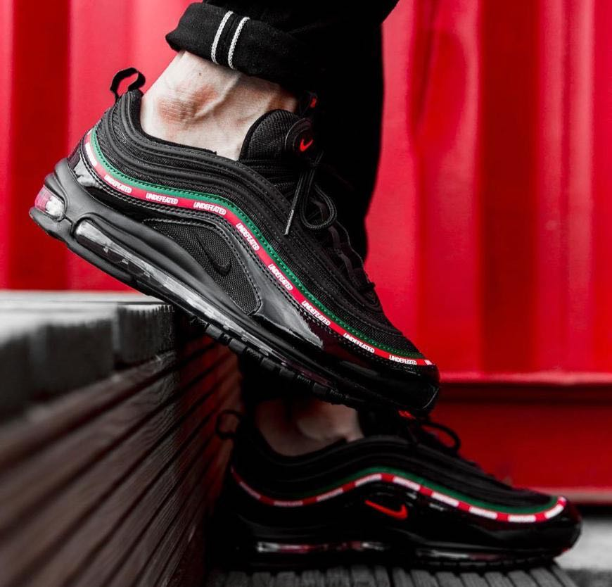 3f3368ad65 OEM NIKE AIR MAX 97 x UNDEFEATED, Men's Fashion, Footwear, Sneakers ...