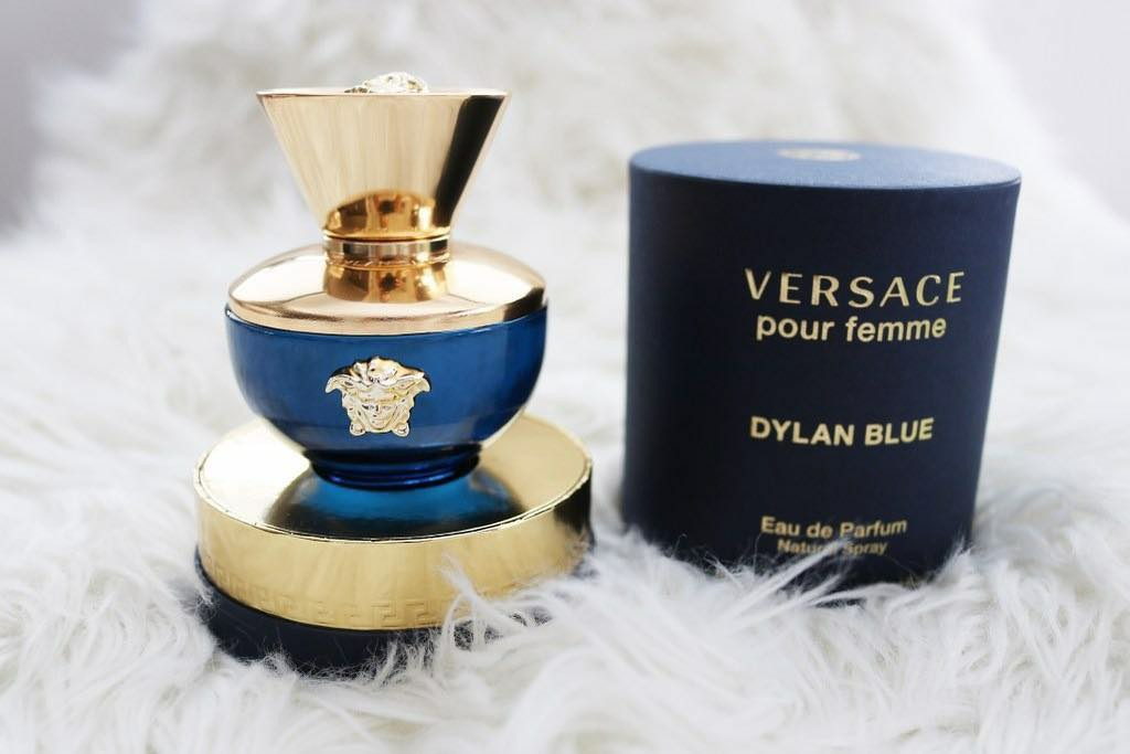 Parfum Versace Dylan Blue Pour Femme Original With Box For Woman