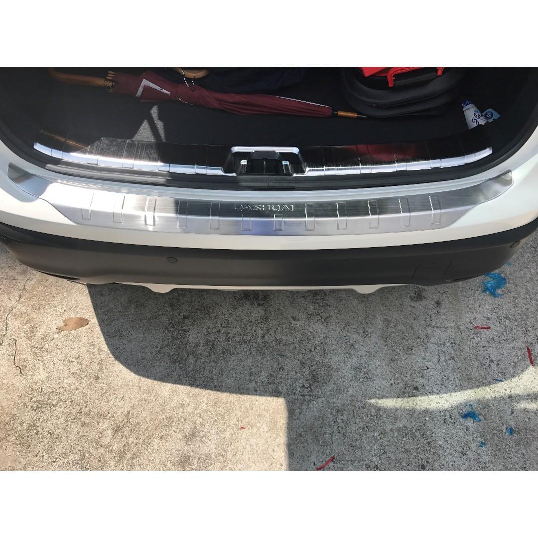 Nissan Qashqai Boot premium scuff plate 2014-2019 (Read Description!), Car Accessories