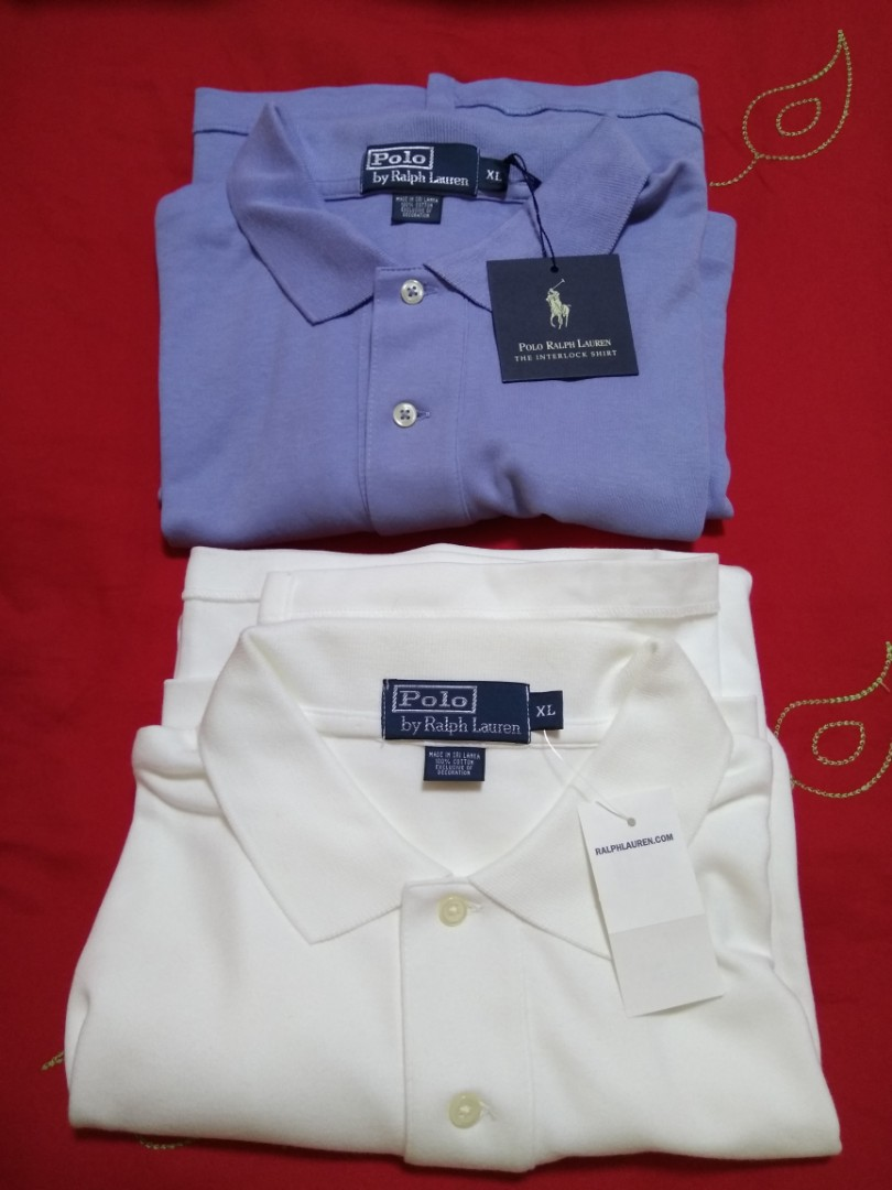 70cb3f86 Ralph Lauren Polo Tee (Authentic), Men's Fashion, Clothes, Tops on ...