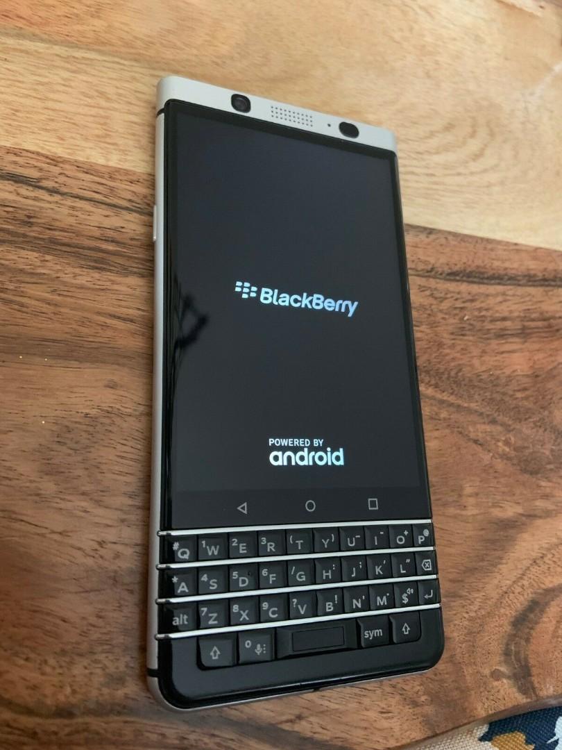 [SOLD] BlackBerry keyone