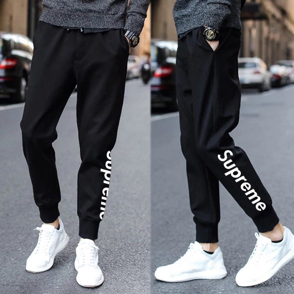 f2ed1d98323692 SUPREME Joggers/Sweatpants (PREORDER‼ ), Men's Fashion, Clothes ...