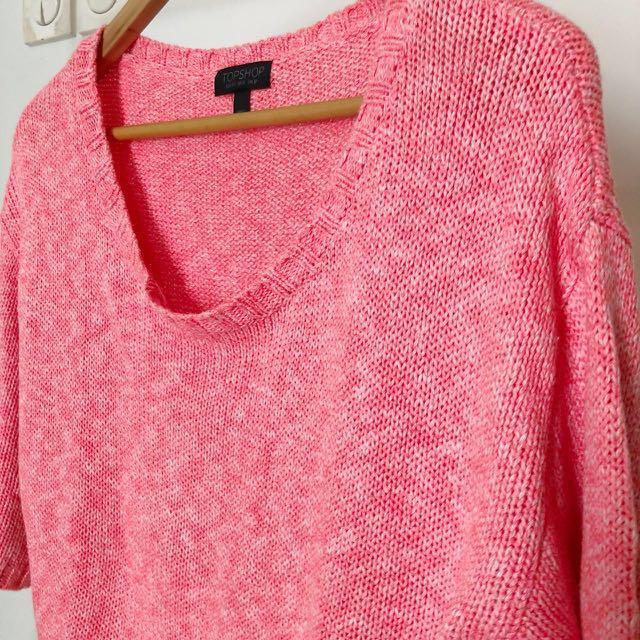 Top Shop Knit Wear (semi #sweater)