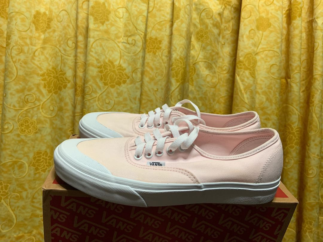 a4c079beb4c3 Vans Authentic 138 (Canvas) Heavenly Pink