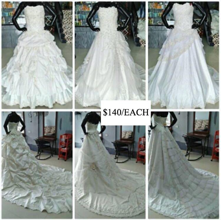 Wedding Gown Clearance Sale Women S Fashion Clothes Dresses Skirts On Carousell,Tulle Plus Size Fit And Flare Wedding Dress
