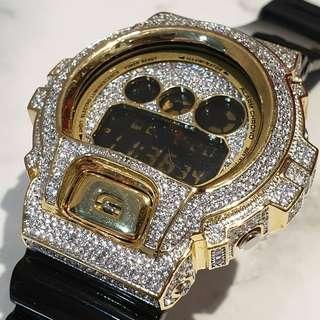 Bling watch dw6900
