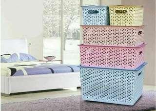 Multifunctional Basket Storage
