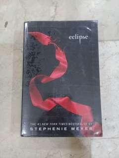 Twilight Saga Book 3 Eclipse