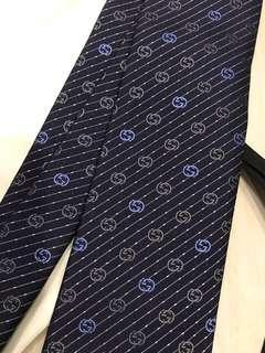 Gucci Monogram Tie 💯% Authentic