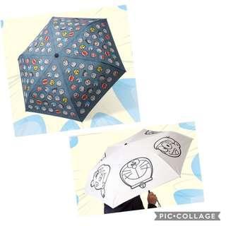 全新 Doraemon 哆啦A夢傘 叮噹傘 2款 $65 / 1把 包郵