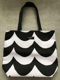 Brand new Marimekko for Clinique tote bag / shopping bag