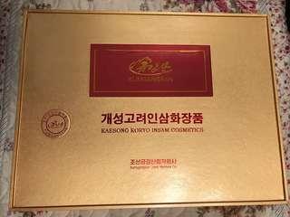 正宗北韓 奢華禮盒