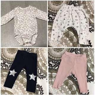 🚚 Baby girl bundle $20