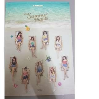 twice album summer night