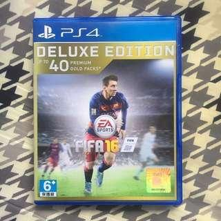 BD FIFA 16 Deluxe Edition