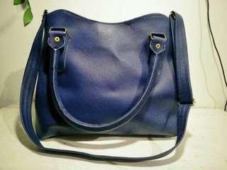 Slingbag navy 2in1