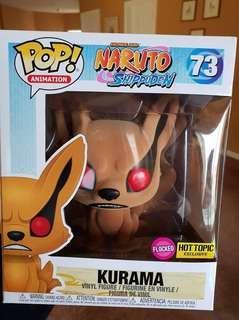 Funko pop Kurama