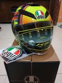 AGV Helmet k5 jet soleluna xxl
