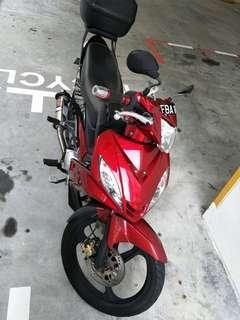 Yamaha Spark Lc135