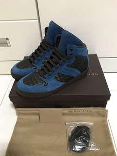 Bottega Veneta Men hi top Shoes