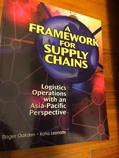 🚚 A framework for supply chains