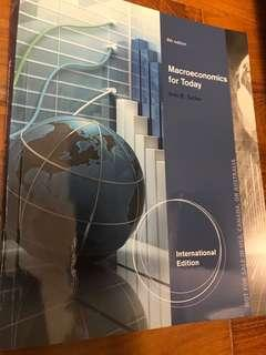 🚚 Macroeconomics for Today 8th edition