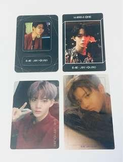 WTS Wanna One Bae Jinyoung Photocards