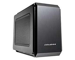 Cougar QBX itx case desktop