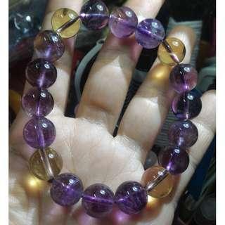 天然水晶手珠鍊