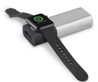 Apple watch portable charger