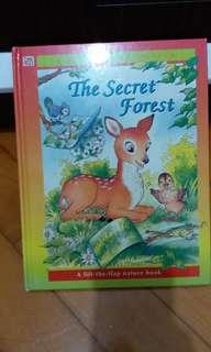 The Secret Forest (a lift-the-flap book)