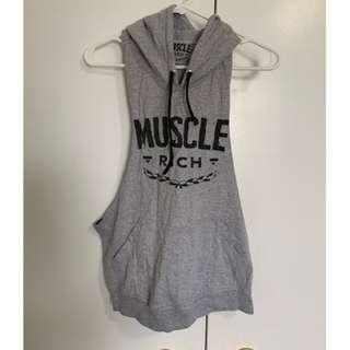 Muscle Rich hoodies