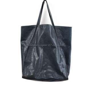 044617de0b72 Dior Homme Calfskin Shopper Tote Bag