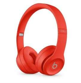 beats solo 3 wireless [RED]