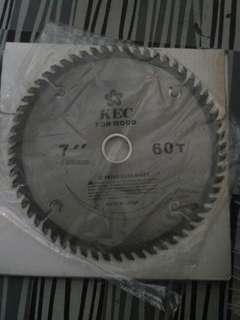 "7"" circular saw blade"