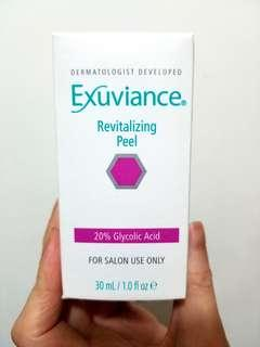EXUVIANCE Revitalizing plus Peel 20% 果酸換膚原液30ml CPS